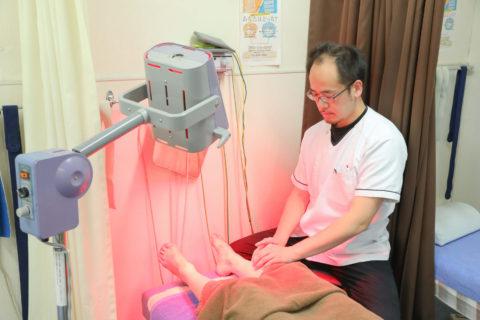 当院の鍼灸の施術の特徴